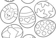 Colouring Pages / by Katrina Forrest