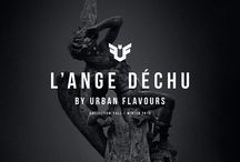 L'ANGE DECHU COLLECTION FALL WINTER 13 BY URBANFLAVOURS