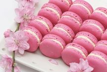 macaroons... / by Touched by Time Vintage Wedding  Rentals Temecula Ca