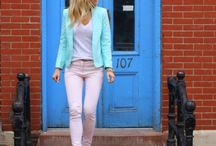 street style / by Mary Evelyn Hayden