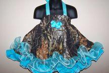 Custom made outfits camo / by KealeysBoutique Kids
