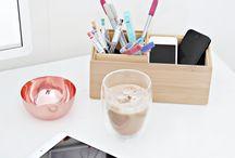 Office decor // Organizacja