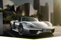 Porsche Mission E / Porsche Mission E