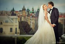 InterContinental Wedding / InterContinental Prague offers over 1 700 square meters for events. Many featuring large picture windows with views of the Vltava River.