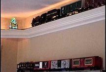 Train rooms