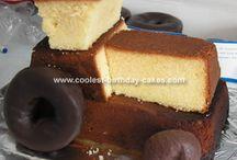 cakes / by Pat Vaini