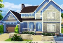 House in The Sims 4