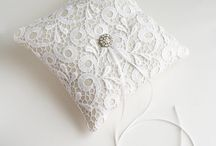 wedding - ring pillow