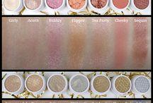 Colour pop makeup / Colour pop