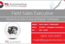 Automotive Technical Job Vacancies