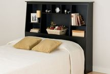 Bedroom Furniture Possibilities / by Heather