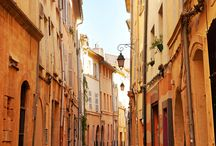 Voyage de noces - Aix en provence