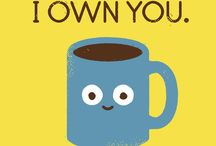 Coffee and Other Awesome Stuff / Coffee quotes, coffee recipes and other coffee ideas. Also other yummy drinks and things to eat with coffee! YUM!