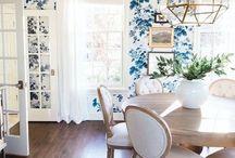 Sala da pranzo soggiorno