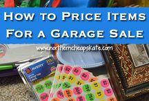Garage sales / Stuff to sell