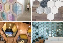 Heavenly HEXAGONS / all things hexagons!!