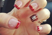 Nail art / Nail art is hard when actually done right