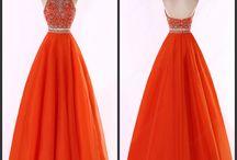 in orange...