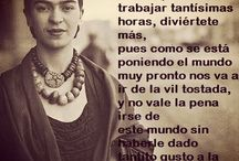 Frida Kahlo / by Susy Linares