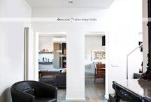 Casa L\T _ [exclusive] / Contemporaneo di lusso in un mini-attico con terrazzo