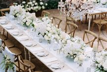 Wedding Table / Wedding Table Design & Inspiration