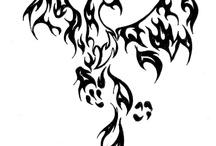 tattoo feniks