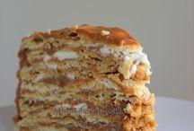 Torta de hojarasca