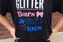 cheer t-shirts