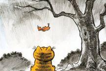Garfield me