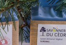 Savonnerie du cèdre / Savon naturel artisanal ultra doux