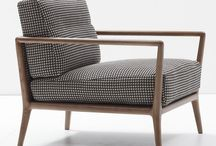Furniture Designer Inspiration: Seating / These are chairs that we really love, and these are the kinds of designs that we are looking to incorporate into our product line.