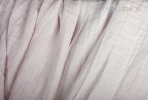 Washed linen fabrics / Washed 100% linen fabrics that feel very soft and are highly absorbent.