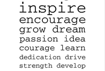 Motivation Monday / Quotes and inspiration to start your week off on the right foot.