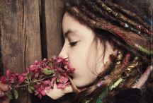 My Dread Obsession / Dreadlocks, and the beautiful people have them.