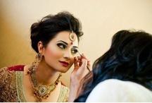 Hair and Make Up / #weddings #indianwedding #indianweddings #sjsevents #sonaljshah #sonaljshahevents www.sjsevents.com #SJSevents