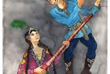 uyghur uzbek kazak turk vä turuk halqi