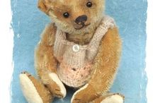 forget me not bears