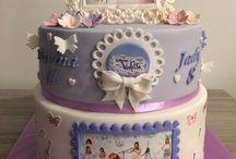 violetta cakes