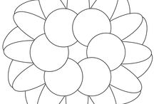 patterns and templates - mandalas