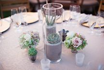 Centerpieces & Tablescapes / Enjoy our one-of-a-kind centerpieces and tablescapes