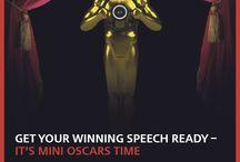 Oscars! / a little bit of #Oscars :)  http://oscar.go.com/ http://www.oscars.org/ Meet our MailMan: www.datemailman.com :)