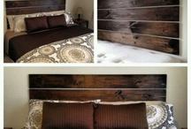 Master Bedroom / by Mary Bartram