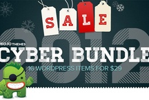 MOJO Themes Cyber Bundle / MOJO Themes Cyber Bundle- 16 WordPress Items for just $29! (A $594 value)