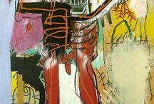 Basquiat, Jean Michel / by Ines Schmook