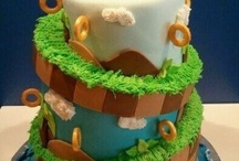 Boys bday cakes