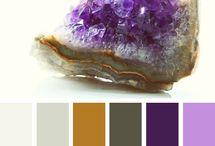 Palety kolorow / Kolory
