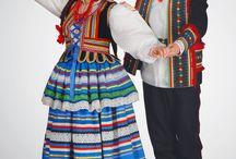 Zespół Pieśni i Tańca NOWA HUTA Song and Dance Ensemble / zdjęcia zespołu