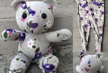 Fabric Teddy