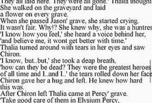 A tear for Percy