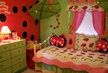 Little Ladies Bug Room!